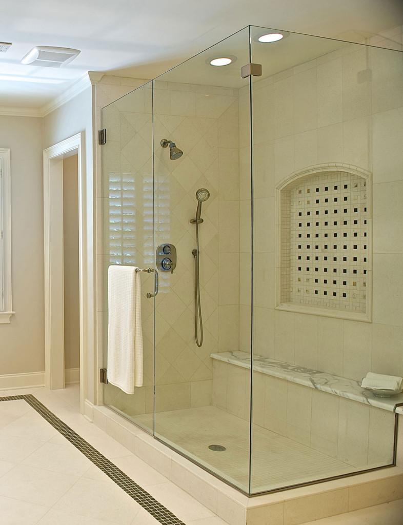 French-Vanilla-Limestone-Shower