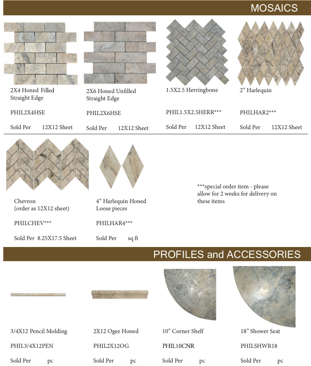Philadelphia-Travertine-Mosaics-Profiles-and-Accessories