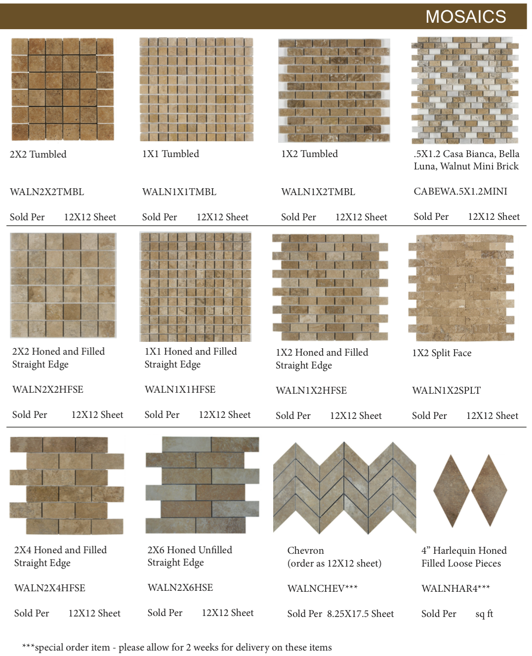 Walnut-Travertine-Mosaics